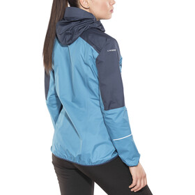 Haglöfs L.I.M Comp Jacket Damen blue fox/tarn blue